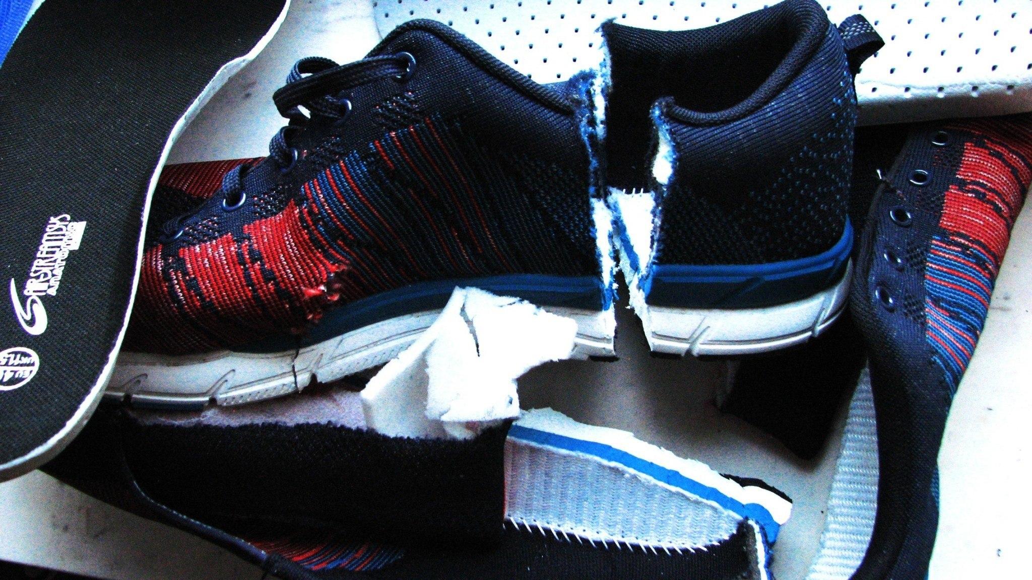 Recemzja butów z Lidla