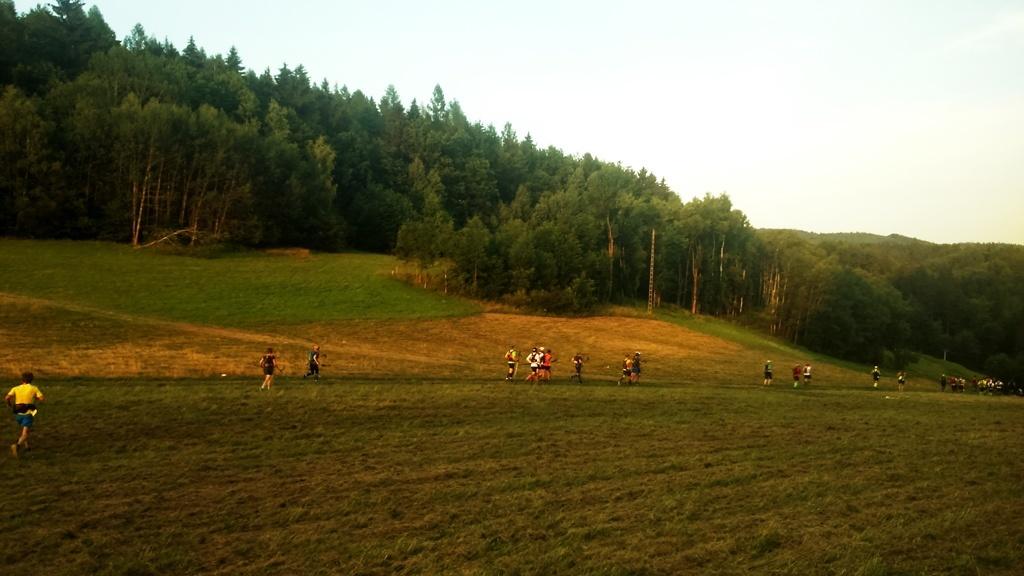 KBL110 - pierwsze godziny ultramaratonu