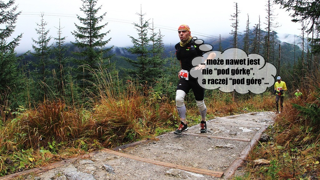 VIII PZU Alpin Sport Tatrzański Bieg Pod Górę