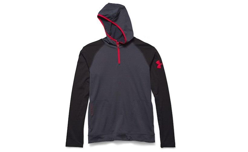 Combine Training Slub Fleece 1/2 Zip Hoody
