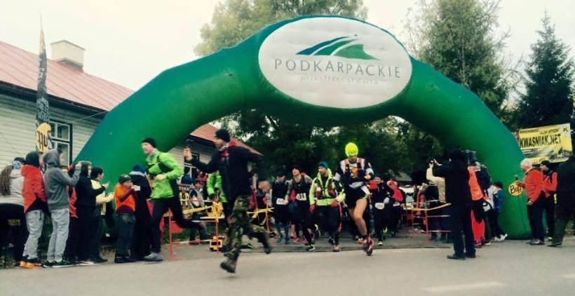 Źródło zdjęcia: www.facebook.com/MaratonBieszczadzki