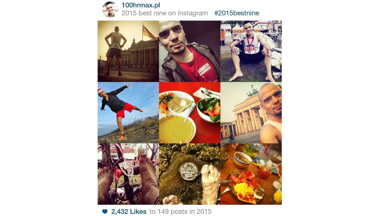 Zapraszam: http://instagram.com/100hrmax.pl